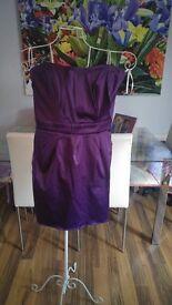 LIPSY COCKTAIL DRESS SIZE 12