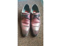 Mens Italian Design Smart Shoes ***Good Condition***