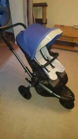 Jane Trider pushchair and travel system