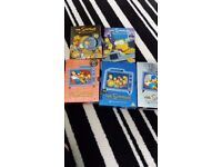 SIMPSONS DVD BOXSETS GREAT CONDITION NO SCRATCHES
