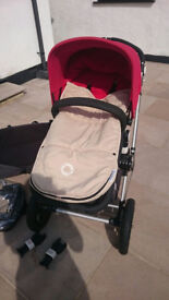 Bugaboo Cameleon 1 plus accessories: £195