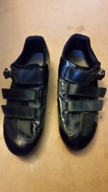 Fizik SPD-SL Cycling Shoes Size9/43.5 Including SPD-SL Pedals