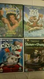 Children's Dvds for sale