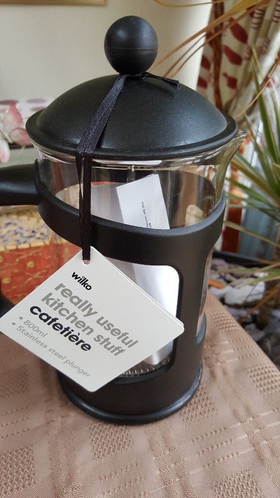 Brand New Cafetiere
