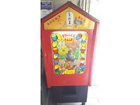 Chicken Egg Vendor Arcade