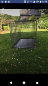 Extra Large, Croft Dog Cage / Crate