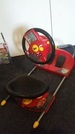 Lightning mcqueen driving game