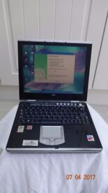 Laptop, NEC Versa S900. Has Windows XP and Office software loaded.