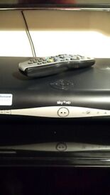 Sky + HD box (Latest version) with remote