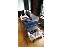 Balanced Body Allegro II Pilates Reformer with Box and Wheels - As New