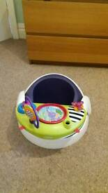 Mamas and papas chair with activity tray