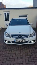 Mercedes C220 2.2 Diesel, FSH, Very Low Mileage, One Owner!