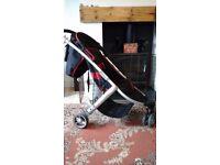 Britax pushchair, stroller, buggy