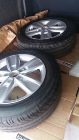 VW T6 Transporter Highline Wheels *Brand New Genuine VW*