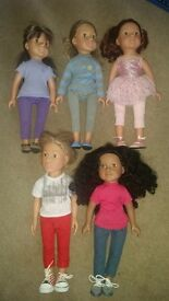 Design a friend dolls and outfits - Gorleston
