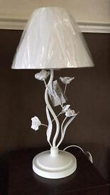 Floral lamp SOLD