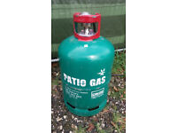 Calor patio gas for heater or BBQ