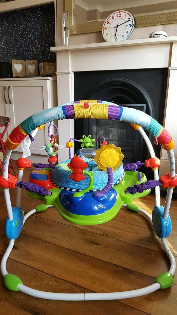 0c26469a5 Baby Einstein bouncer  jumperoo