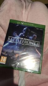Battlefront 2 on PS4 and Xbox1