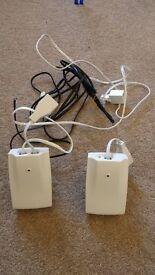 RTX Wireles phone jack sender