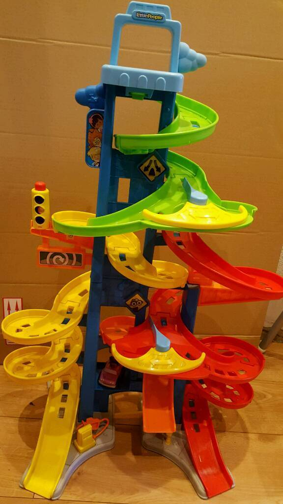 Little Tikes Little People SkywayCarin Bournemouth, DorsetGumtree - Skyway for sale with 1 car Cost around £30 new so a bargain