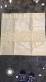 Brand new champagne colour voile Curtains