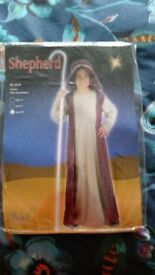 KIDS JOSEPH SHEPHERD INNKEEPER OUTFIT BRAND NEW NATIVITY FANCY DRESS COSTUME