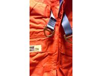 Sailing jacket Henry Lloyd with built in harness
