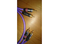 QED Qnect 1 Interconnect Cable