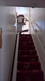Stannah stair lift
