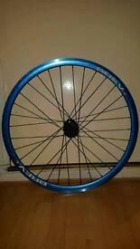 Brev M Fixie Single front wheel