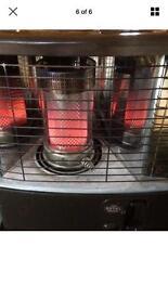 Royal paraffin heater