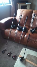 Golf clubs for sale ,looking for 40 pounds ono