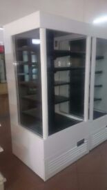Multideck Open Chiller Fridge Drink Dairy Meat Display