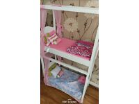 2 Our generation dolls beds