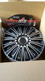 "Wheel Trims (Hub Caps) 17"" Brand New x 4"