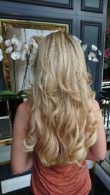 Micro Ring Hair Extensions Models Required