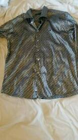 Armani shirt and vivienne westwood shirt large
