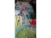 Bundle of clothes for girl (3-6 months)