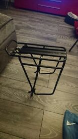 Cycle pannier rack