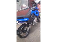 Motor bike for sale.