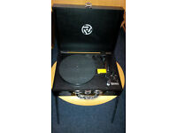 Numark PT01 Suitcase Turntable with box excellent condition £45.00
