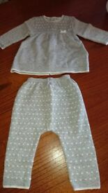 Baby mayoral outfit