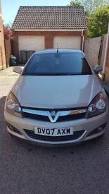 Vauxhall astra convertible 2.0 turbo