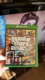 GTA5 Xbox One trade for GTA5 PS4
