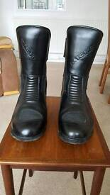 Richa 'Nomad' Motorcycle Boots - as new