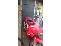 hond vtr firestorm in great condition