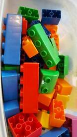 Lego quattro in box