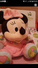 brand new Minnie in box