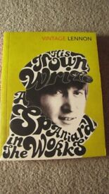 John Lennon: In His Own Write & A Spaniard In The Works with introduction by Paul McCartney